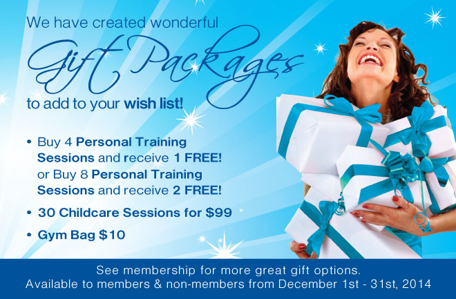 We have created wonderful Gift Packages to add to your wish list!